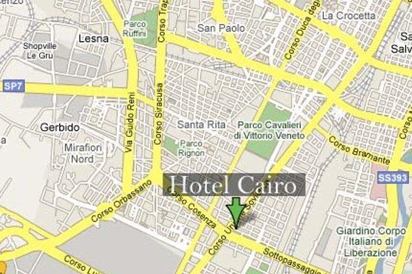 Hotel Cairo - фото 21