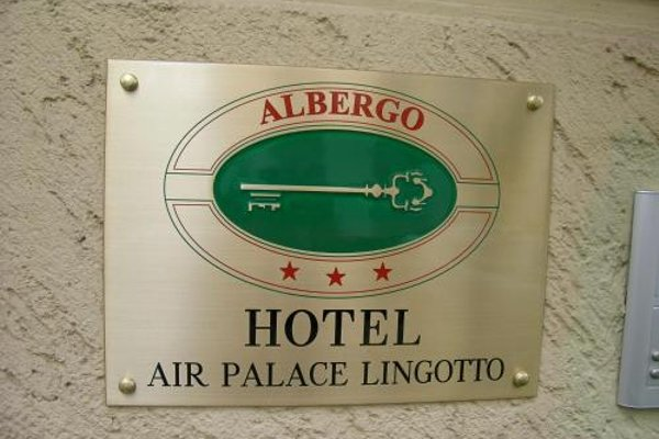 Hotel Air Palace Lingotto - фото 21