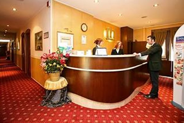 Hotel Cristallo Torino - фото 16