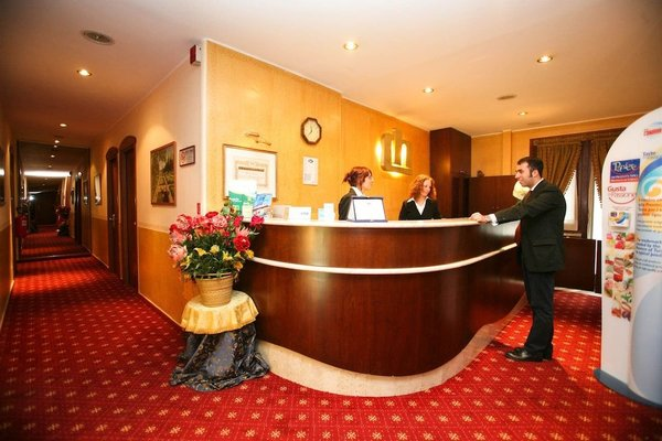 Hotel Cristallo Torino - фото 17