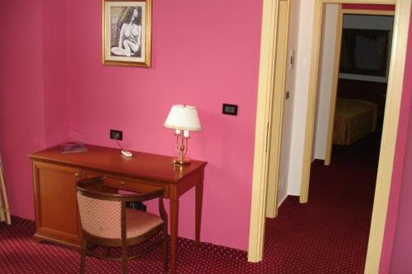 Hotel Cristallo Torino - фото 18