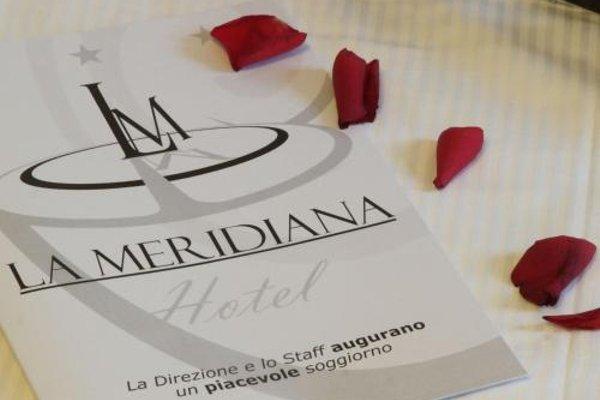 Hotel La Meridiana - фото 5