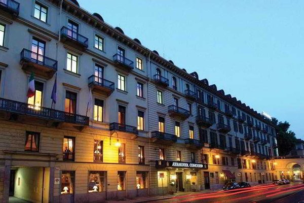 Hotel Concord - фото 23