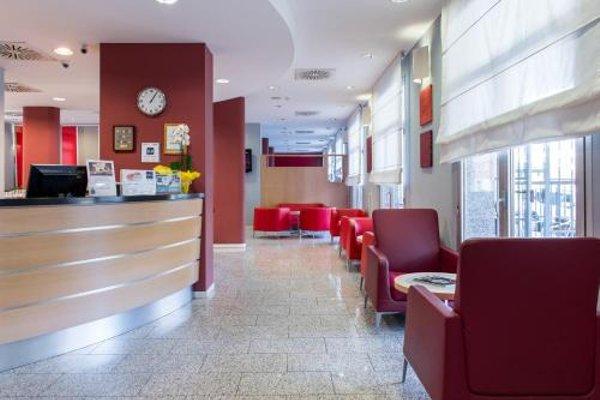 Idea Hotel Torino Mirafiori - фото 17