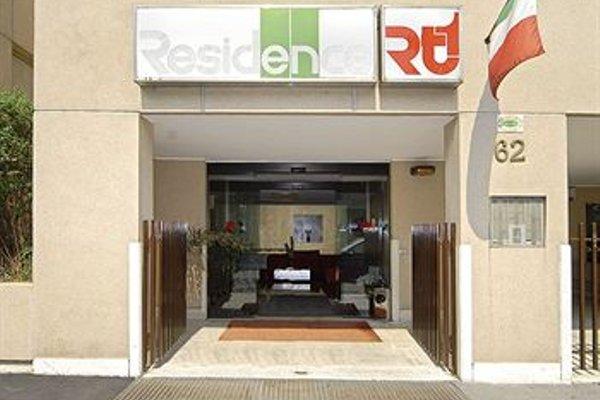 Residence Hotel Torino Uno - фото 22