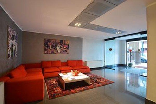 Residence Hotel Torino Uno - фото 7