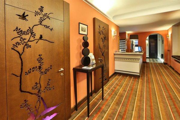 Best Western Hotel Piemontese - фото 18