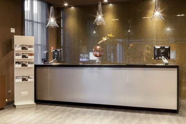 AC Hotel Torino, a Marriott Lifestyle Hotel - фото 15