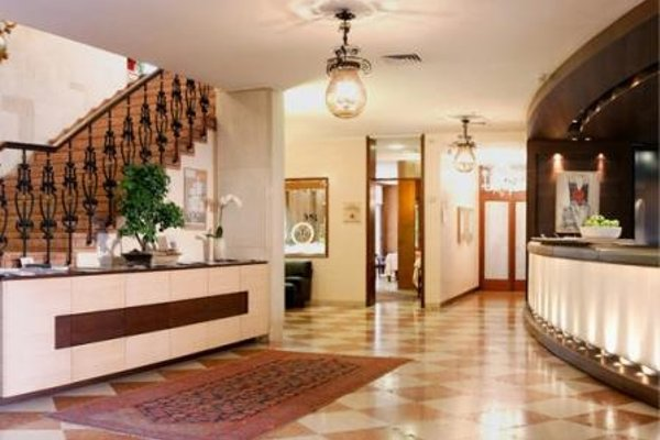 Astoria Hotel Italia - фото 14