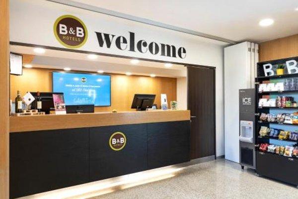 B&B Hotel Udine - фото 17