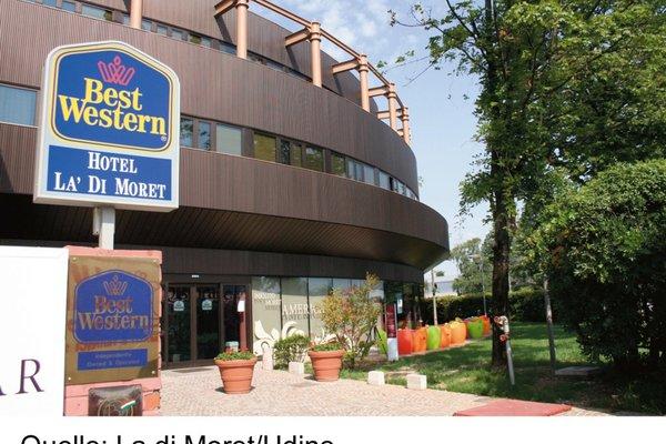 Best Western Hotel La Di Moret - фото 23