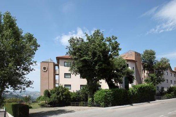 Hotel Mamiani & Ki-Spa Urbino - 22
