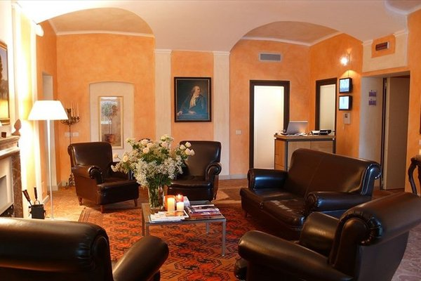 Art Hotel Varese - фото 7