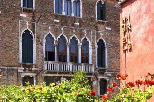 Hotel Iris Venice - фото 14