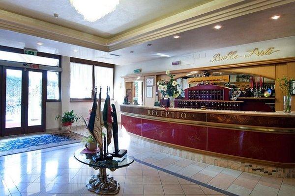 Hotel Belle Arti - фото 14