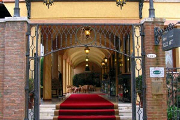 Hotel Belle Arti - фото 23