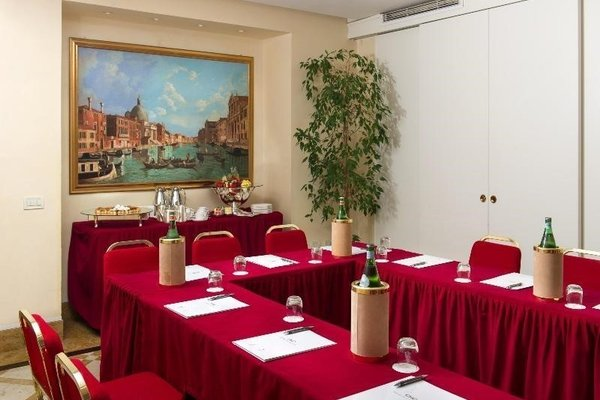 Hotel Carlton On The Grand Canal - фото 12