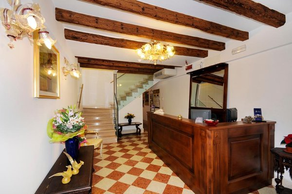 Hotel Il Mercante di Venezia - фото 10