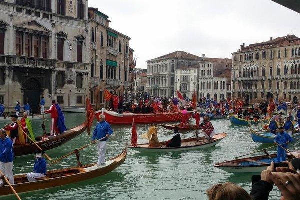 Friendly Venice Suites - фото 22