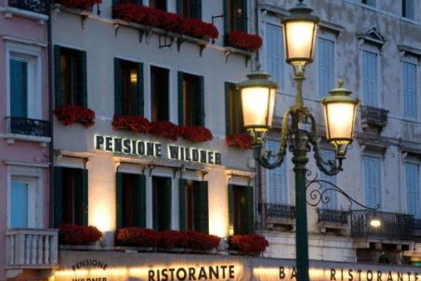 Hotel Pensione Wildner - фото 21