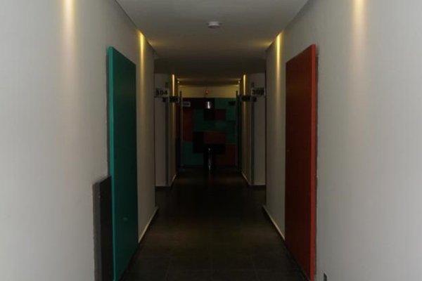Hotel Tacubaya - фото 14