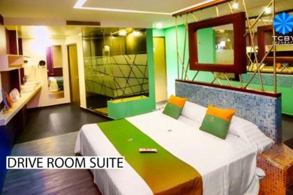 Hotel Tacubaya - фото 16