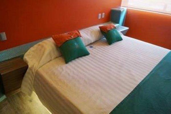 Hotel Tacubaya - фото 4