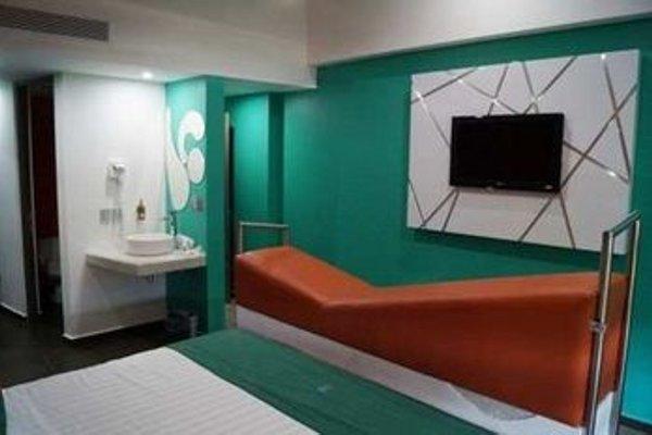 Hotel Tacubaya - фото 7
