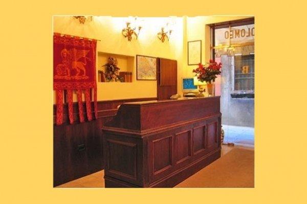 Bartolomeo Hotel Venice - фото 13