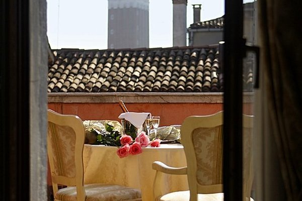 Hotel Gorizia a La Valigia - фото 20