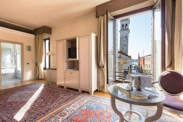 Hotel Liassidi Palace - Small Luxury Hotels of the World - фото 15