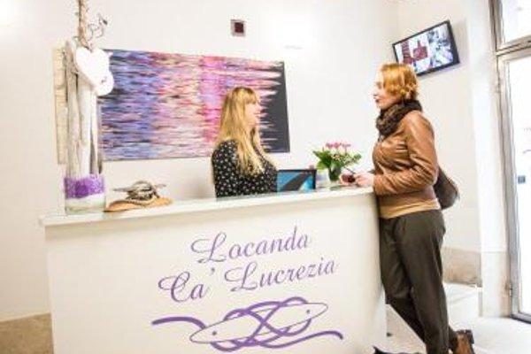 Locanda Ca' Lucrezia - фото 17