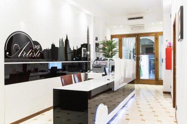 Hotel Agli Artisti - фото 16