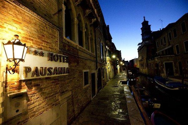 Hotel Pausania - фото 23