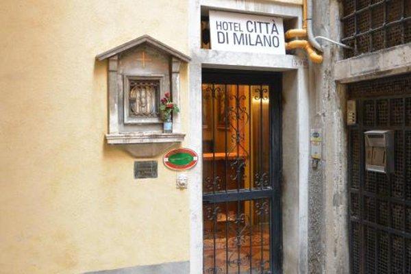 Hotel Citta Di Milano - фото 50
