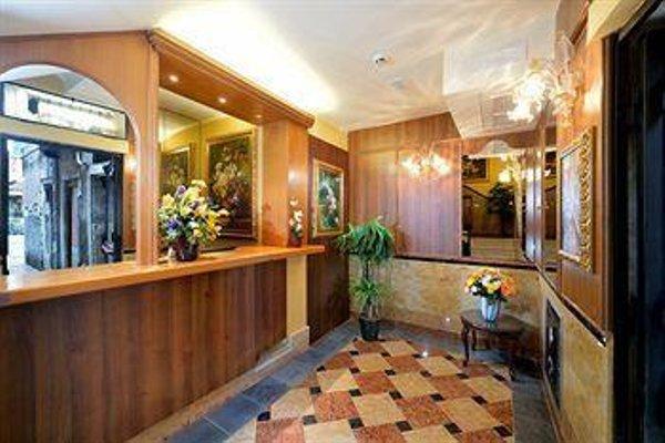 Hotel Citta Di Milano - фото 16