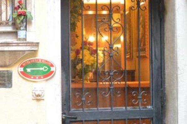 Hotel Citta Di Milano - фото 18