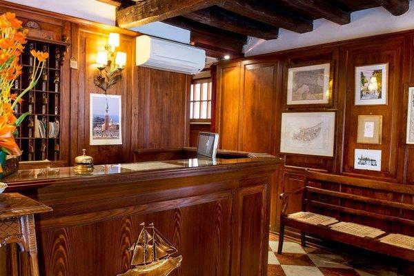 Hotel Agli Alboretti - фото 14