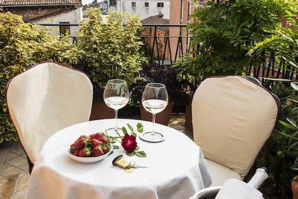 Hotel Agli Alboretti - фото 19