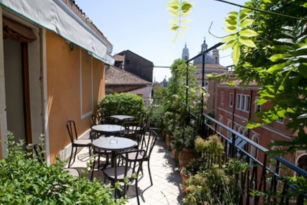 Hotel Agli Alboretti - фото 20