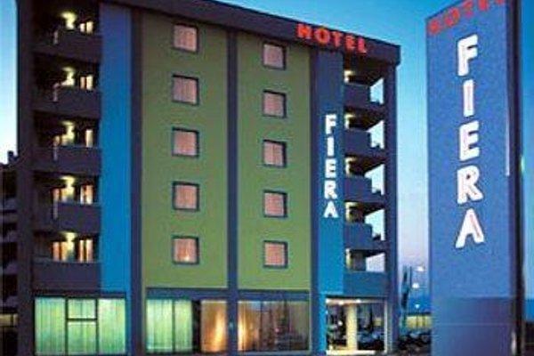 Hotel Fiera - фото 23