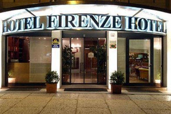 Best Western Hotel Firenze - фото 23