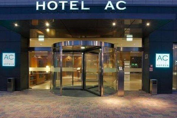 AC Hotel Vicenza, a Marriott Lifestyle Hotel - фото 21