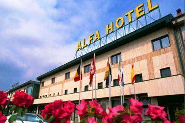 Alfa Fiera Hotel - фото 22