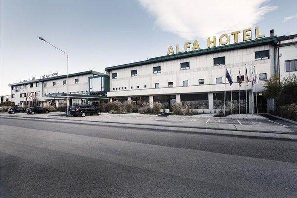 Alfa Fiera Hotel - фото 23