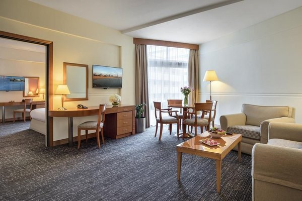 J5 Hotels - Port Saeed (Formerly Rihab Rotana) - фото 13