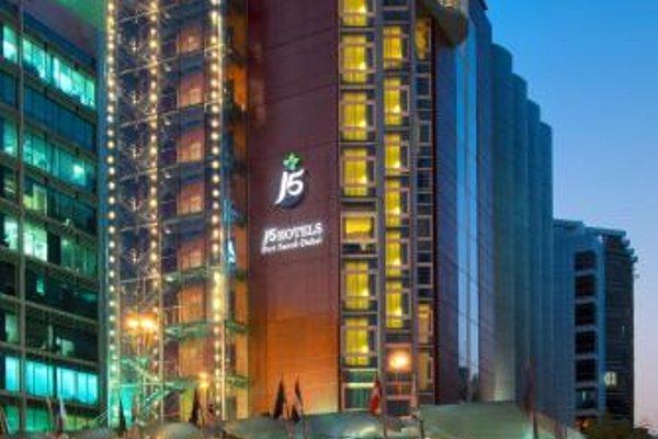 J5 Hotels - Port Saeed (Formerly Rihab Rotana) - фото 23