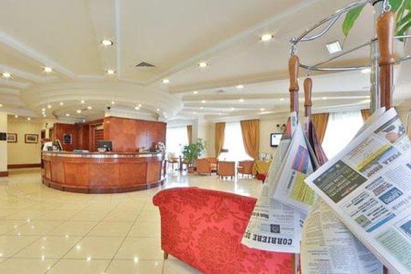 Best Western Hotel Viterbo - фото 15
