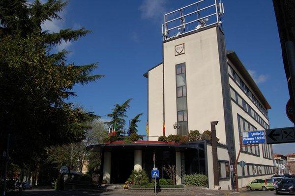 Balletti Palace Hotel - фото 23