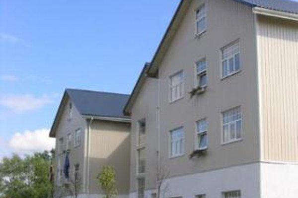Hotel Skanste - 15